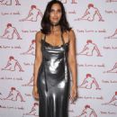 Padma Lakshmi – Take Home a Nude Art Party and Auction New York Academy of Art Benefit - 454 x 668