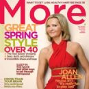Joan Allen - More Magazine Cover [United States] (March 2008)