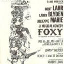 FOXY Starring Bert Lahr musicals - 454 x 698