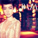 Fei Fei Sun - Harper's Bazaar Magazine Pictorial [Singapore] (June 2011)