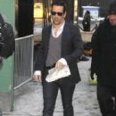 Colin Farrell-February 10, 2014-Stop by 'Good Morning America'