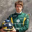 Caterham Formula One drivers