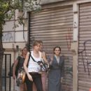 Emma Watson Filming Colonia In Buenos Aires
