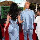 Riff Raff and Katy Perry At The 2014 MTV Video Music Awards