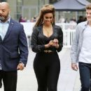Tyra Banks at 'America's Got Talent' in LA