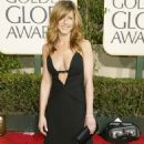 Jennifer Aniston At The 61st Annual Golden Globe Awards (2004)