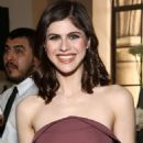 Alexandra Daddario – CFDA Variety and WWD Runway to Red Carpet in LA - 454 x 651