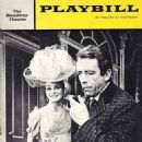 Baker Street (musical) Original 1965 Broadway Cast Starring Fritz Weaver - 454 x 696
