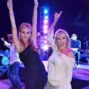 Sonja Morgan and Ramona Singer