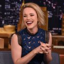 Rachel McAdams Visits 'The Tonight Show Starring Jimmy Fallon' (July 2015) - 442 x 600
