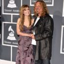 Robert Plant arrives at the 51st Annual Grammy Awards held at the Staples Center on February 8, 2009 in Los Angeles, California