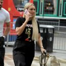 Amber Turner – makeup free in Manchester - 454 x 788