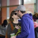 Dakota Johnson with Blake Lee – Shopping Candids In Los Angeles - 454 x 429