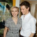 Scarlett Johansson At Screening The Theory Of Everything In New York