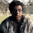 Benicio Del Toro star as Lawrence Talbot in The Wolfman.