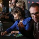 Milana Vayntrub – 'Robot Chicken' Panel – 2019 New York Comic Con - 454 x 303