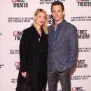 Claire Danes and Hugh Dancy – Opening night of Seared in New York