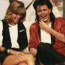 Renée Simonsen & John Taylor - 454 x 373
