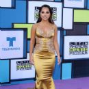 Becky G- 2016 Latin American Music Awards- Red Carpet - 454 x 637