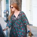 Amy Adams is seen out and about In los Angels Ca August 26, 2016