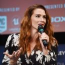 Bridget Regan – 'The Last Ship' Panel – 2018 Infinity Film Festival in Beverly Hills