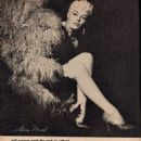 Sheree North - Screen Album Magazine Pictorial [United States] (February 1956)
