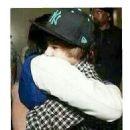 Taylor Kay and Justin Bieber