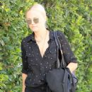 Malin Akerman Shopping in Beverly Hills - 454 x 588