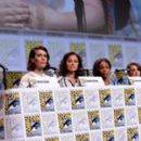 Nicole Beharie- July 26, 2014- Entertainment Weekly: Women Who Kiss Ass Panel and Press Line