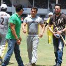 Salman Khan At Celebrity Charity Cricket Match 2012