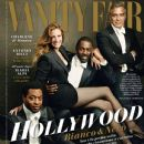George Clooney, Julia Roberts, Chiwetel Ejiofor, Idris Elba - Vanity Fair Magazine Cover [Italy] (19 March 2014)
