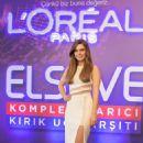 Asli Enver - Press Conference of L'Oreal Paris Türkiye