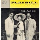 The Gay Life 1961 Broadway Musical