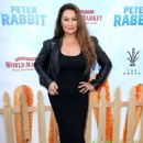 Tia Carrere – Peter Rabbit premiere in Los Angeles - 454 x 681
