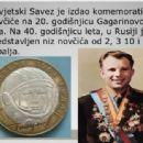 Yuri Gagarin  -  Publicity - 454 x 338