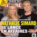 Nathalie Simard - Derniere Heure Magazine Cover [Canada] (8 July 2011)