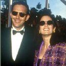 Kevin Costner and Cindy Costner