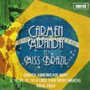 Carmen Miranda - Carmen Miranda Is Miss Brazil