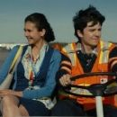 Nina Dobrev and Asa Butterfield