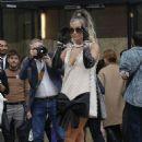Rita Ora – Arriving at Miu Miu SS 2020 Show in Paris