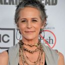 "Melissa McBride-October 4, 2012-Premiere Of AMC's ""The Walking Dead"" 3rd Season - Arrivals"