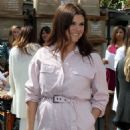 Tiffani Thiessen – The Little Market's International Women's Day Event in Santa Monica - 454 x 681