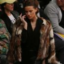Kate Beckinsale – Los Angeles Lakers vs The Indiana Pacers Game in LA