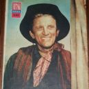 Kirk Douglas - Filmski svet Magazine Pictorial [Yugoslavia (Serbia and Montenegro)] (21 November 1963) - 454 x 584