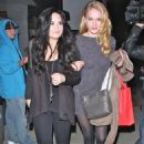 Demi Lovato - at Dan'Tana's restaurant in Hollywood - 04.03.2011