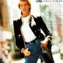 Elle Macpherson - Vogue Magazine Pictorial [United Kingdom] (October 1989) - 454 x 642