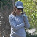 Jennifer Garner – Seen outside her house in Brentwood