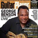 George Benson - Guitar Player Magazine Cover [United States] (March 2010)