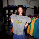 Sarah Lancaster - Kari Feinstein Primetime Emmy Awards Style Lounge - Day 1, 2009-09-17
