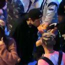 Ariana Grande and her Fiance Pete Davidson at Disneyland - 454 x 479